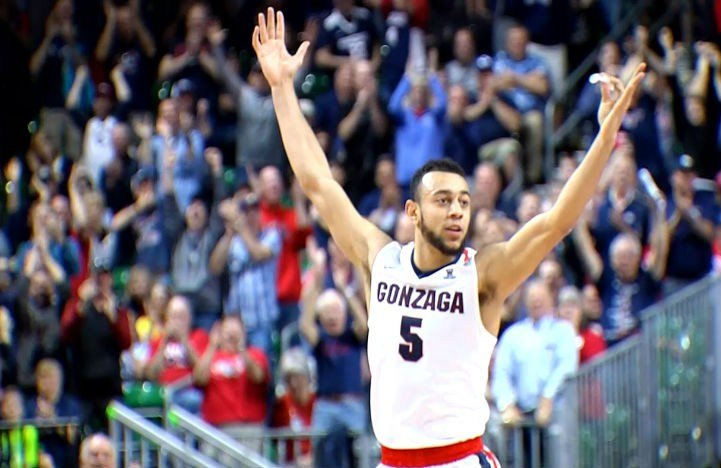 Williams-Goss becomes the second Zag selected in this year's draft