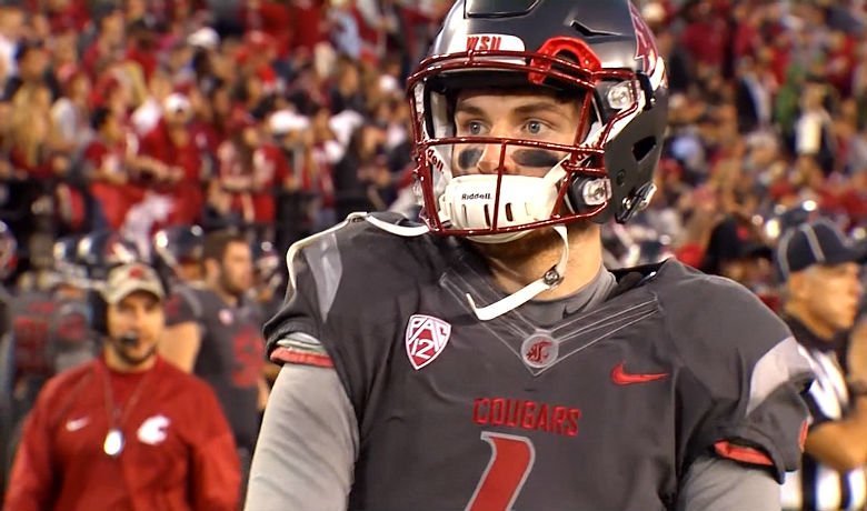 Luke Falk came in at No. 79 on Sports Illustrated's Top 100