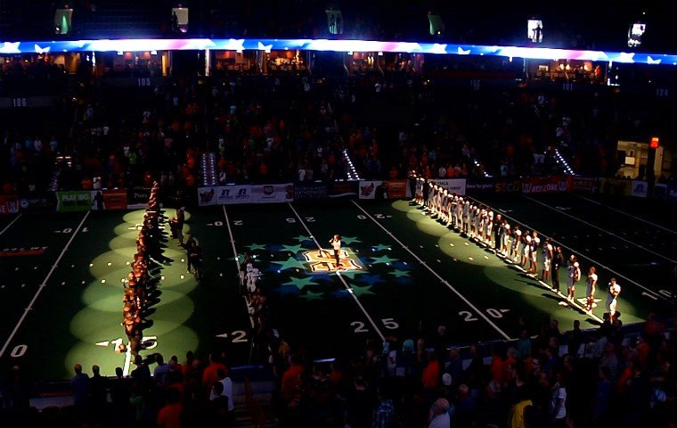The Spokane Empire will not play football in the 2018
