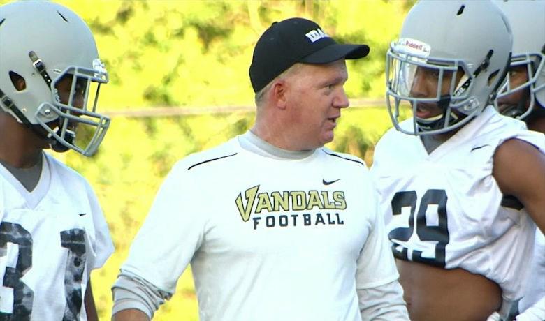 Vandals open up season on Aug. 31 vs. Sacramento State