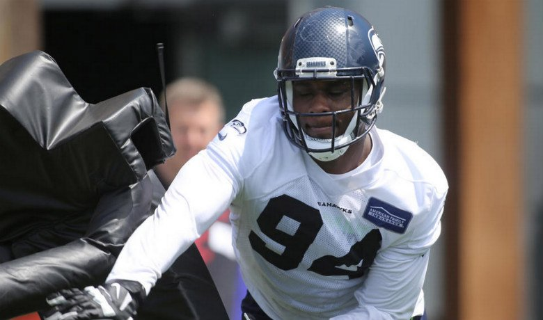 Hawks place rookie Malik McDowell on Non-Football Injury List