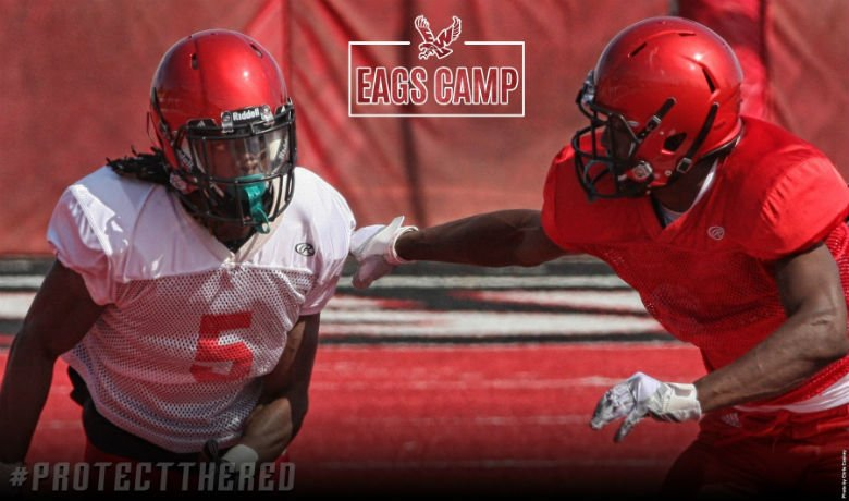 The scrimmage is expected to be 70 plays. Photo: EWU Athletics