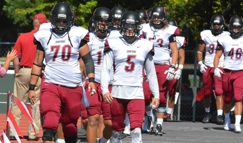 CWU led the NCAA in tackles for loss last season. Photo: Central Washington Athletics