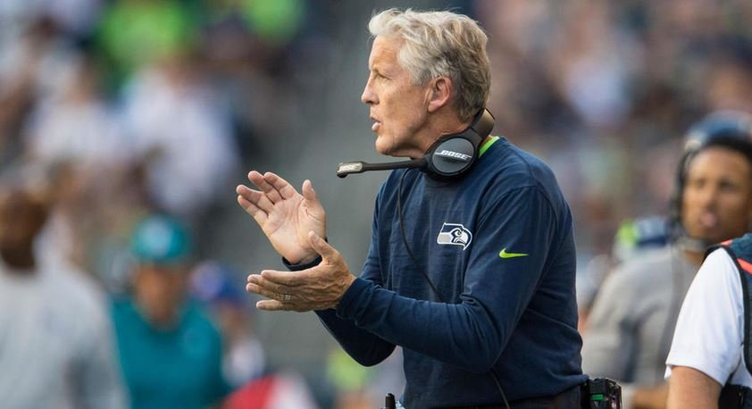 Seahawks will open up the 2017 season against the Packers. Photo: Seattle Seahawks