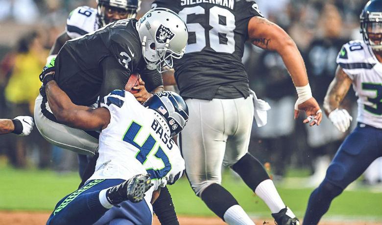 Seahawks open regular season vs. Packers. Photo: Twitter/ @Seahawks