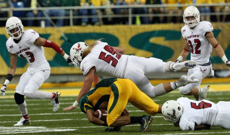 You can watch the 50th game live on SWX. Photo: EWU Athletics