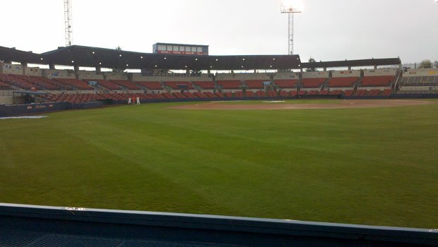 The Indians kick off the 2011 season Friday night LIVE on SWX-TV (Photo: SWX)