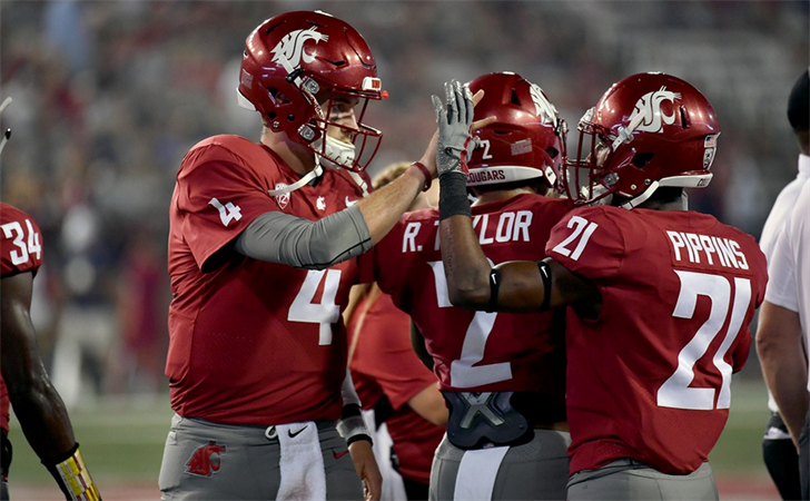 WSU is 3-0 for the first time since 2005. Photo: Washington State Athletics