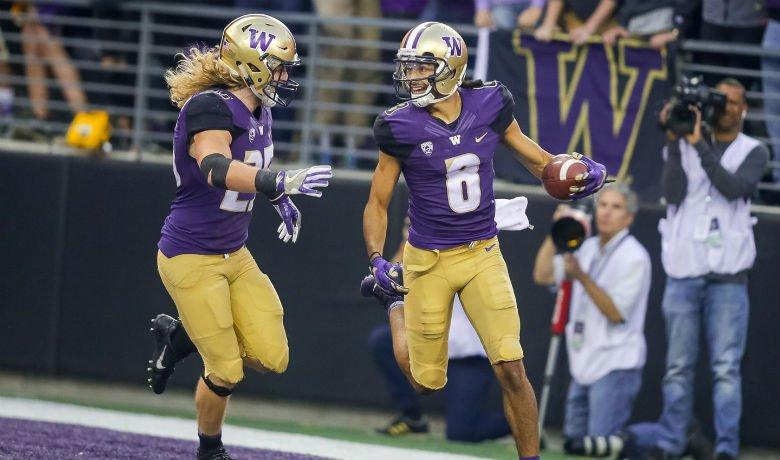 This will be rematch of 2016 Pac-12 Championship game. Photo: UW Athletics