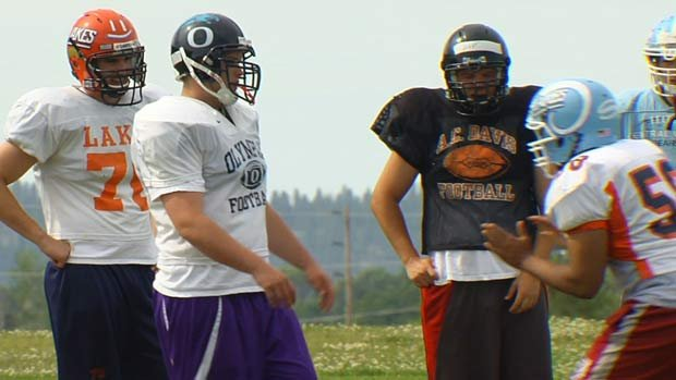 Washington's best football players are gathering in Spokane and Cheney this week for Friday's East-West All-Star game (Photo: SWX)