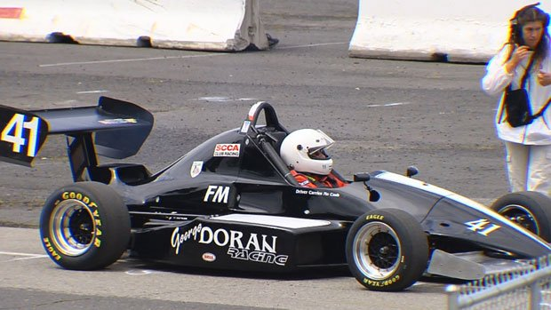 A wide variety of cars will take place in this weekend's Festival of Speed at Spokane County Raceway this weekend (Photo: SWX)