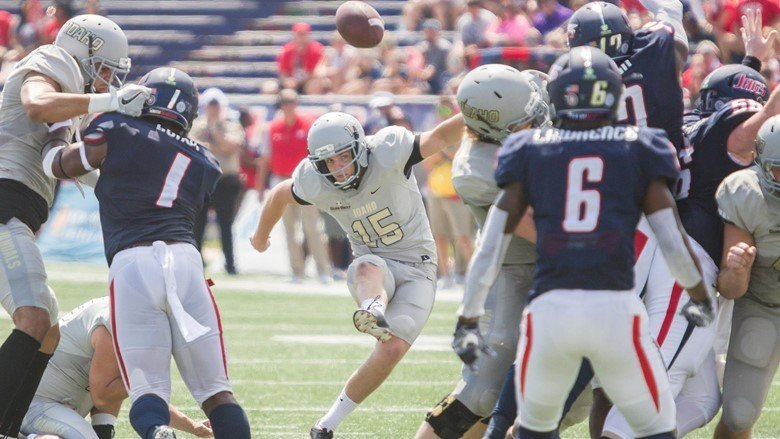 Vandals to play Cajuns following bye week. Photo: Idaho Athletics