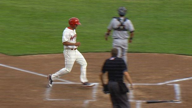 The Indians lost Sunday to the Everett AquaSox to fall to 15-15 on the season (Photo: SWX)