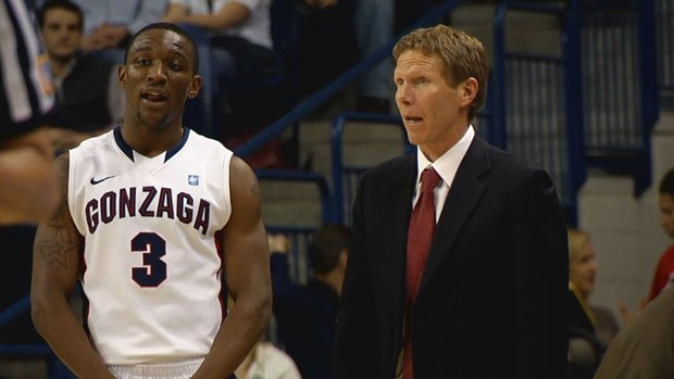 Gonzaga head coach Mark Few reportedly invested more than $300,000 with David Salinas, who committed suicide after being questioned for fraud by the SEC (Photo: FILE / SWX)
