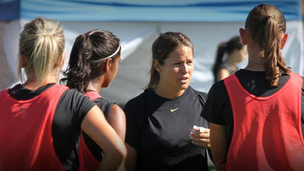 Washington State said on Thursday it had added Idaho's Katie Schoene as an assistant soccer coach (Photo: WSU Athletics)