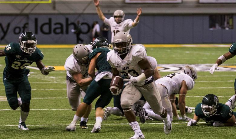 Photo: Idaho Athletics