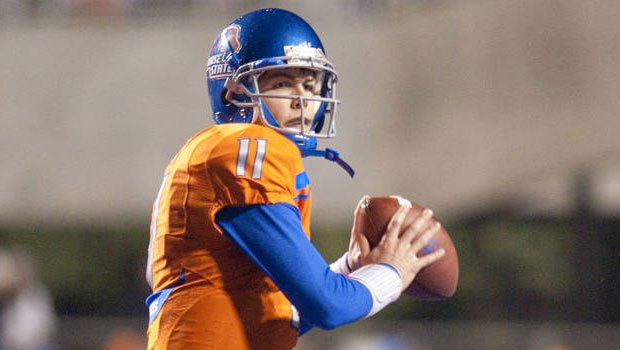 Boise State's Kellen Moore was named preseason MWC Offensive Player of the Year (Photo: BSU Athletics)