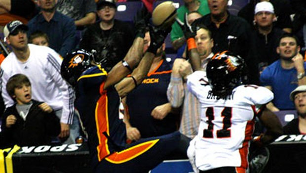 Markee White was activated by the Shock on Tuesday (Photo: FILE / Spokane Shock)