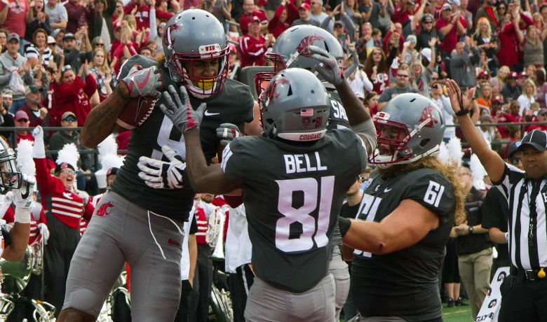 Cougars are currently ranked No. 15 in the AP Poll. Photo: WSU Athletics