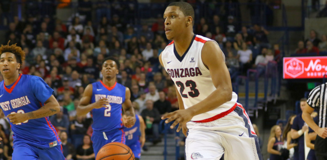 Zags Norvell Jr. named to Julius Erving Award watch list