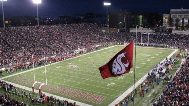 Plans call for a bigger and better Martin Stadium by the beginning of next season (Photo: WSU Athletics)