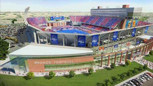 The Humanitarian Bowl, played at Boise State, is getting a new corporate sponsor (GNU)