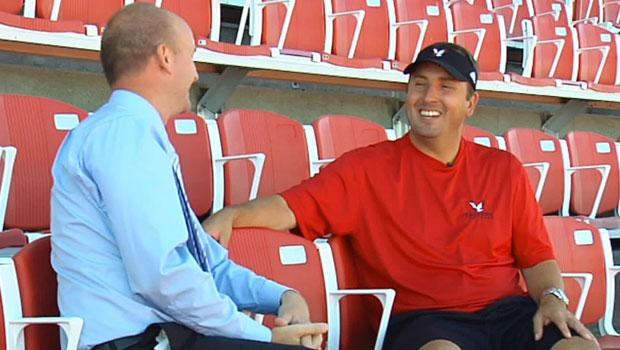 Coach Beau Baldwin said he has long-term goals for Eastern Washington (Photo: SWX)