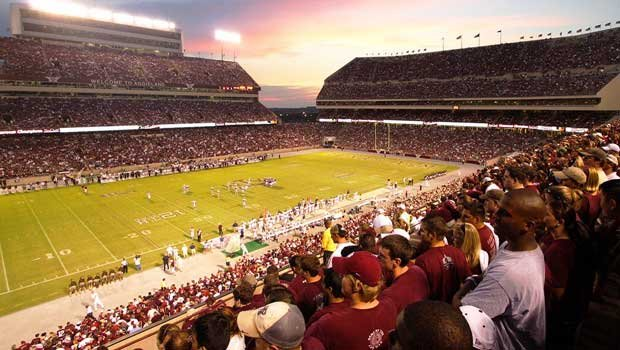 It is still unknown whether Texas A&M will bolt from the Big 12 and join the SEC (Photo: GNU)