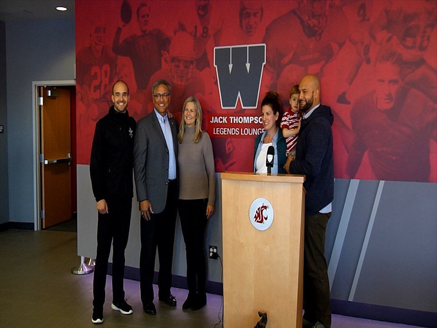 Former Cougars QB Honored by WSU