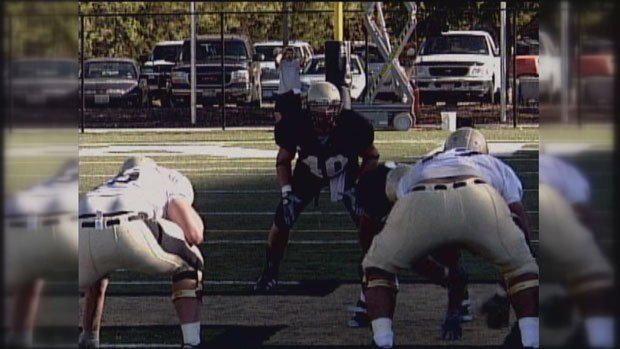 David Vobora was a standout at Idaho before he began his career in the NFL (Photo: FILE / SWX)