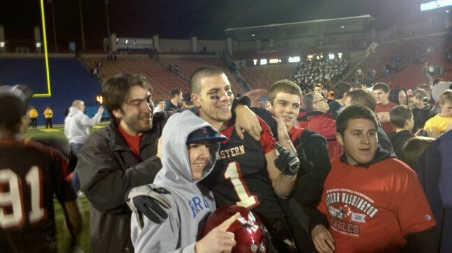 Eastern Washington will begin the 2011 season ranked No. 1 by the FCS coaches (Photo: SWX)