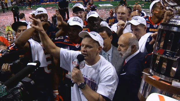 © Rob Keefe won as a player, as an assistant coach and as a head coach with the Spokane Shock (Photo: SWX)