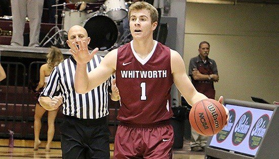 Photo: Whitworth Athletics