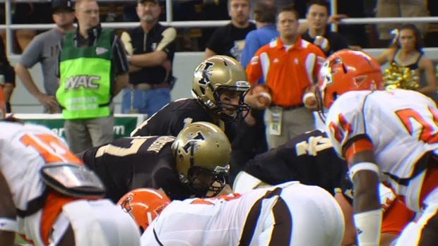 The Vandals felt embarrassed after losing 32-15 to Bowling Green last week and promise a better performance on Saturday (Photo: SWX)