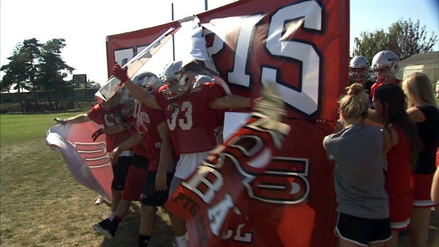 Ferris, the defending 4A state champions, has questions about the starting quarterback position (Photo: SWX)