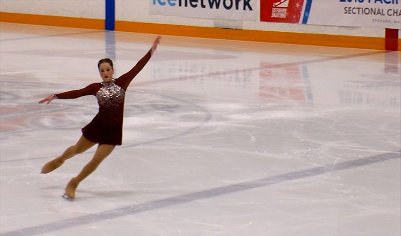 Figure Skaters Have Hopes For 2018 Winter Olympics