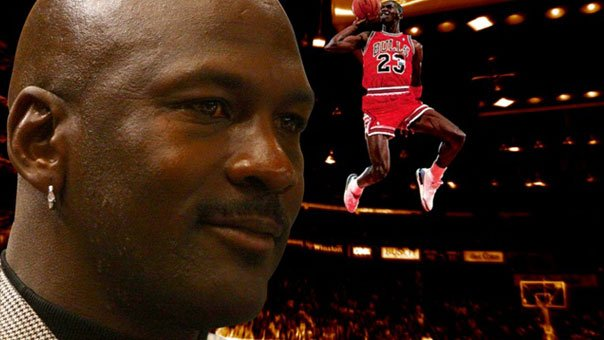 Michael Jordan was fined $100,000 for talking publicly about issues related to the NBA lockout.