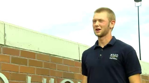 Zack Bagdon says his favorite subject in school is AP Government (Photo:SWX)