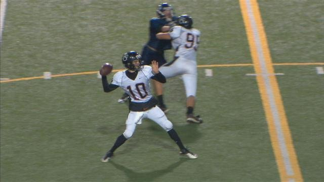 Lewis & Clark plays Ferris on Friday in a pivotal game that could decide whether they will play in the postseason (Photo: SWX)