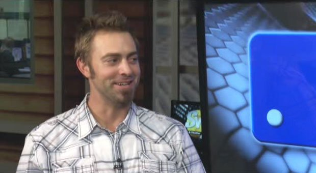Spokane native Jeremy Affeldt told SWX all about his season-ending hand injury (Photo: SWX)