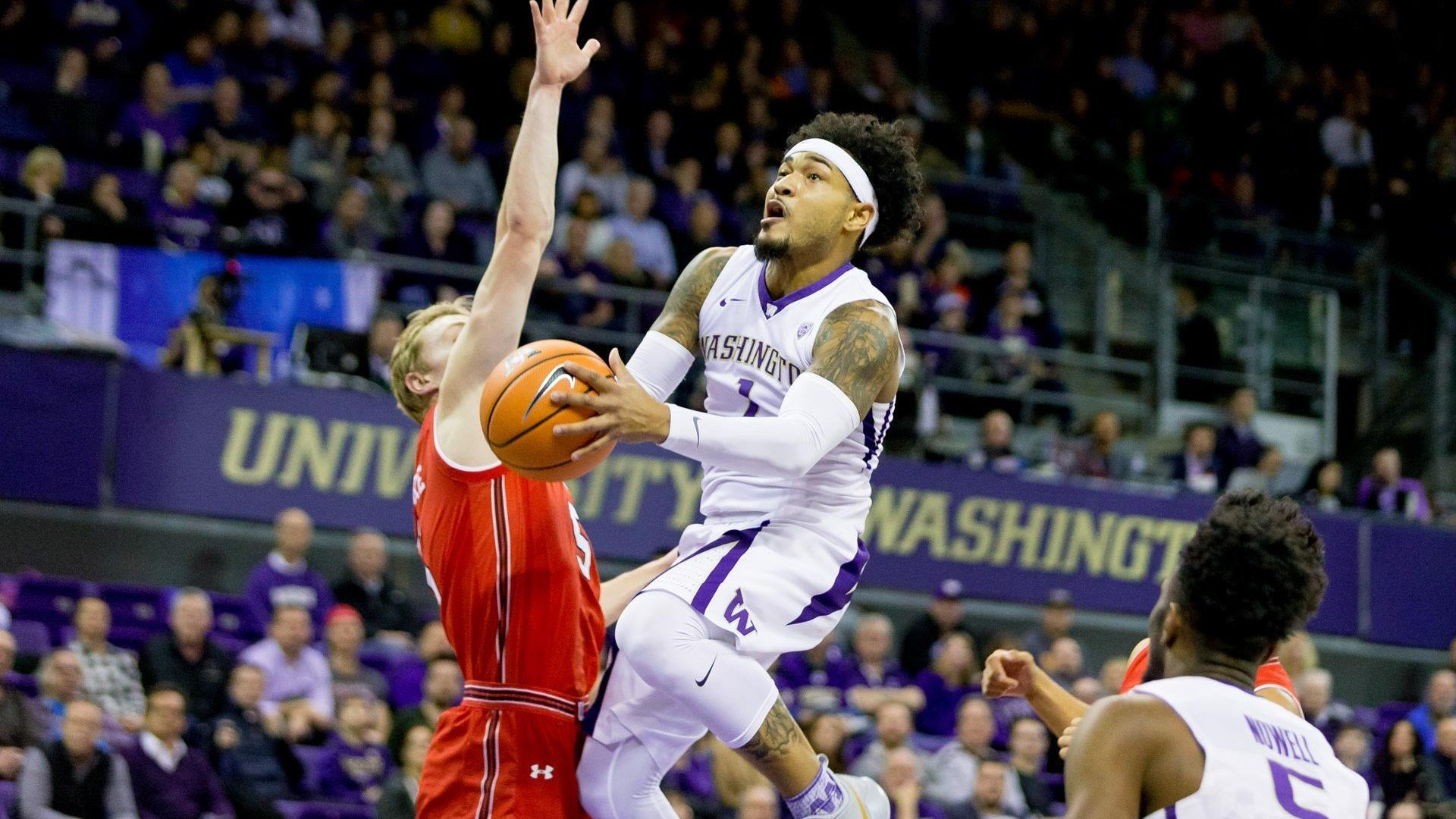 Photo: UW Athletics