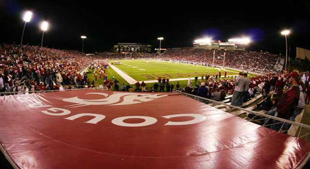 The pending renovation of Martin Stadium, combined with the announcement of Mike Leach as the new head coach has meant an increase in ticket sales for WSU  (Photo: John Fritz / SWX)