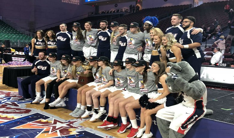 Zags win their 2nd straight WCC tournament title