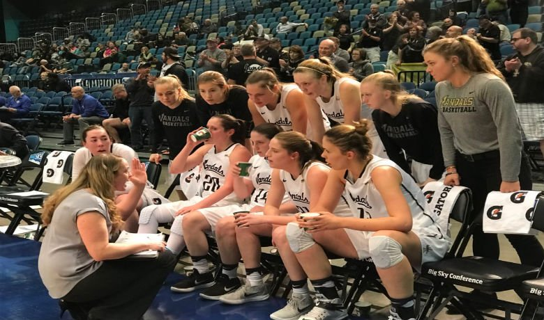 Idaho women hit 16 3-pointers, advance to Big Sky Tournament championship