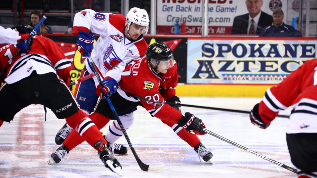 Photo: Spokane Chiefs