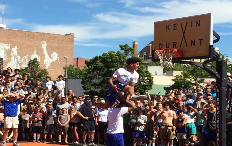 Hoopfest Partners with The Basketball Tournament