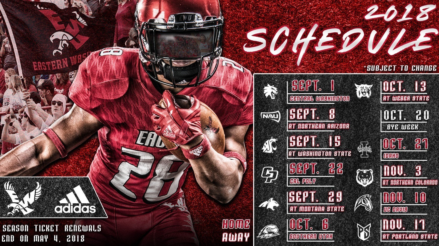 Photo: EWU Athletics