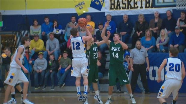 The 2B Dist. 7 tournament - boys and girls - begins Monday at Mt. Spokane and Mead High Schools in Spokane (Photo: SWX)