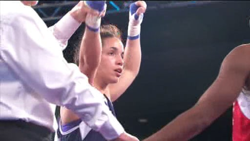 © Alex Love beat Taversha Norwood to advance in the winners bracket on Tuesday (Photo: SWX)