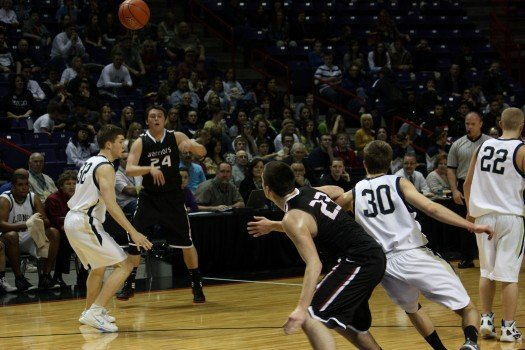 © ACH's Thunder Wellhausen scored 24 points to lead the Warriors to a victory on Thursday (Photo: SWX)